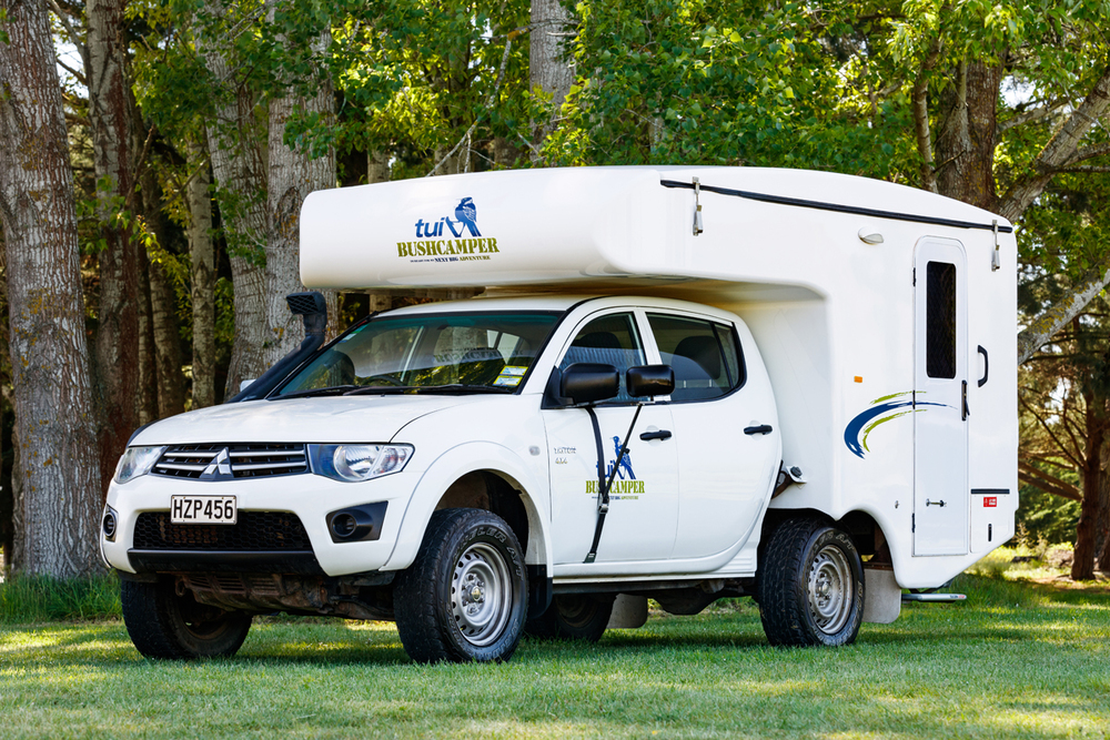 Rental Vehicles - Tui Campers