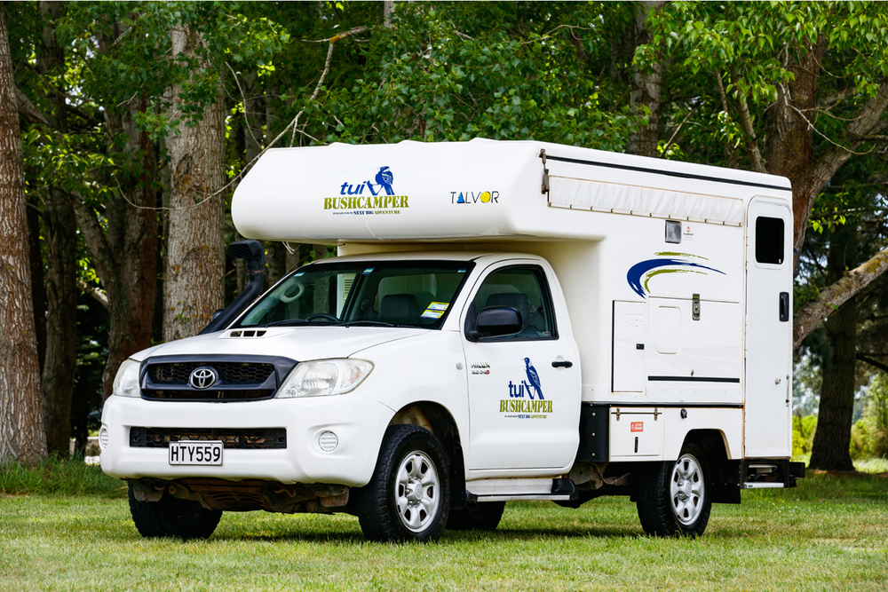 Rental Vehicles Tui Campers