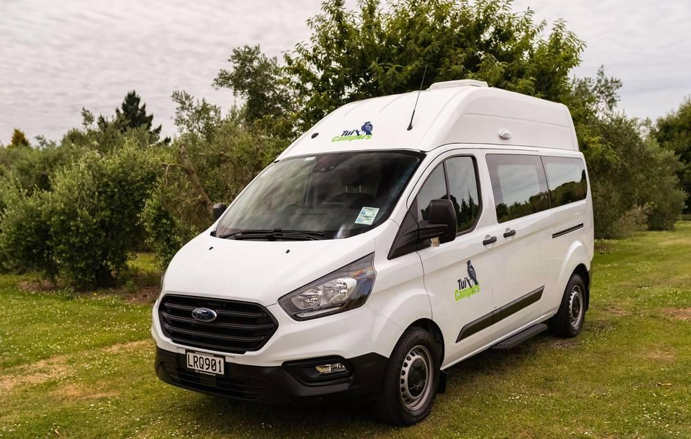 Rental Vehicles - Tui Campers