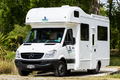 Mercedes Sprinter 6 berth